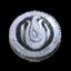 Silver Zaishen Coin