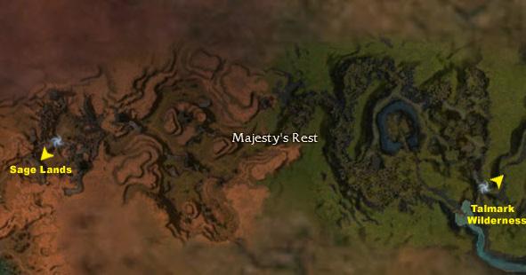Majesty's Rest