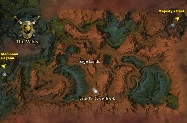 Sage Lands
