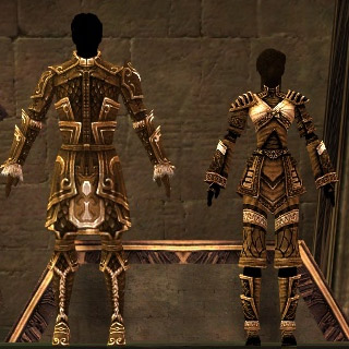 Elite Canthan Armor