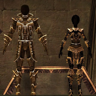 Elite Kurzick Armor