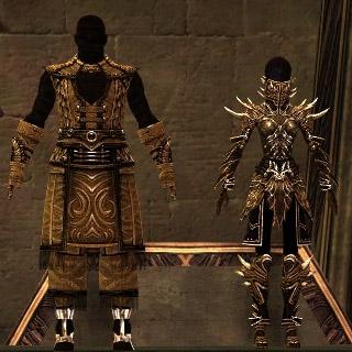 Elite Luxon Armor