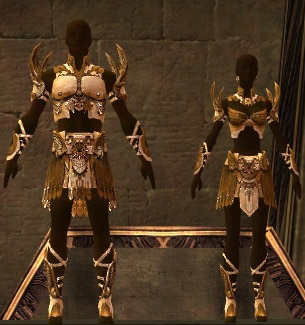 Elite Sunspear Armor