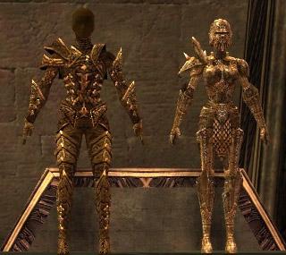 Granite Citadel Ascended Armor