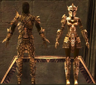 Marhans Grotto Ascended Armor