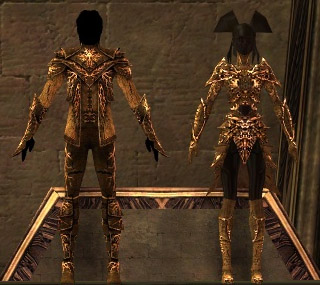 Marhans Grotto Exclusive Armor
