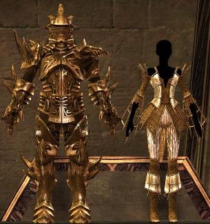 Primeval Armor