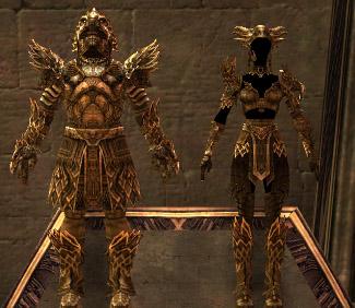 Silver Eagle Armor